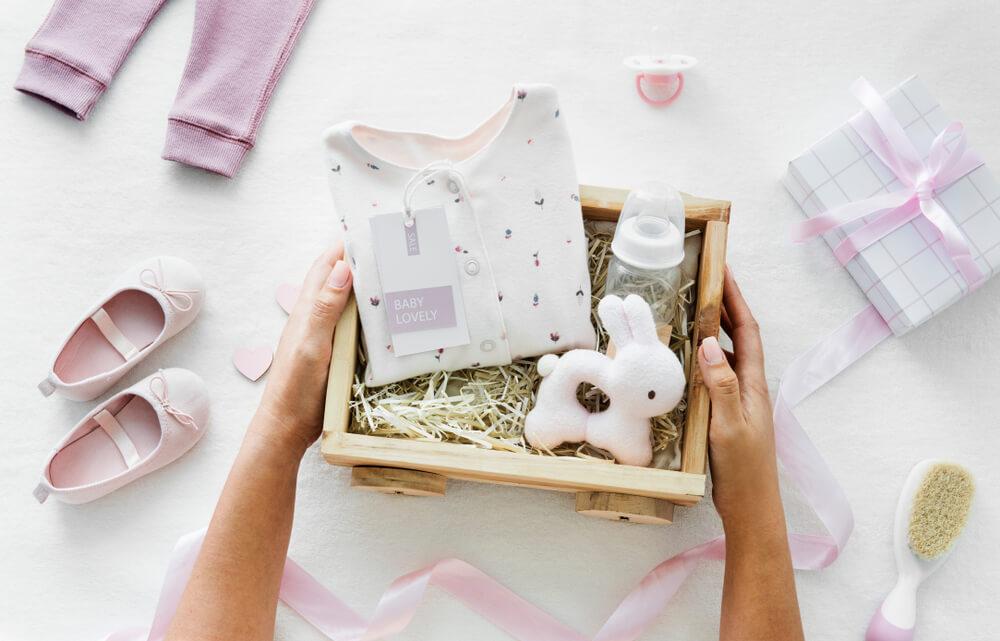 presentes para recém-nascido