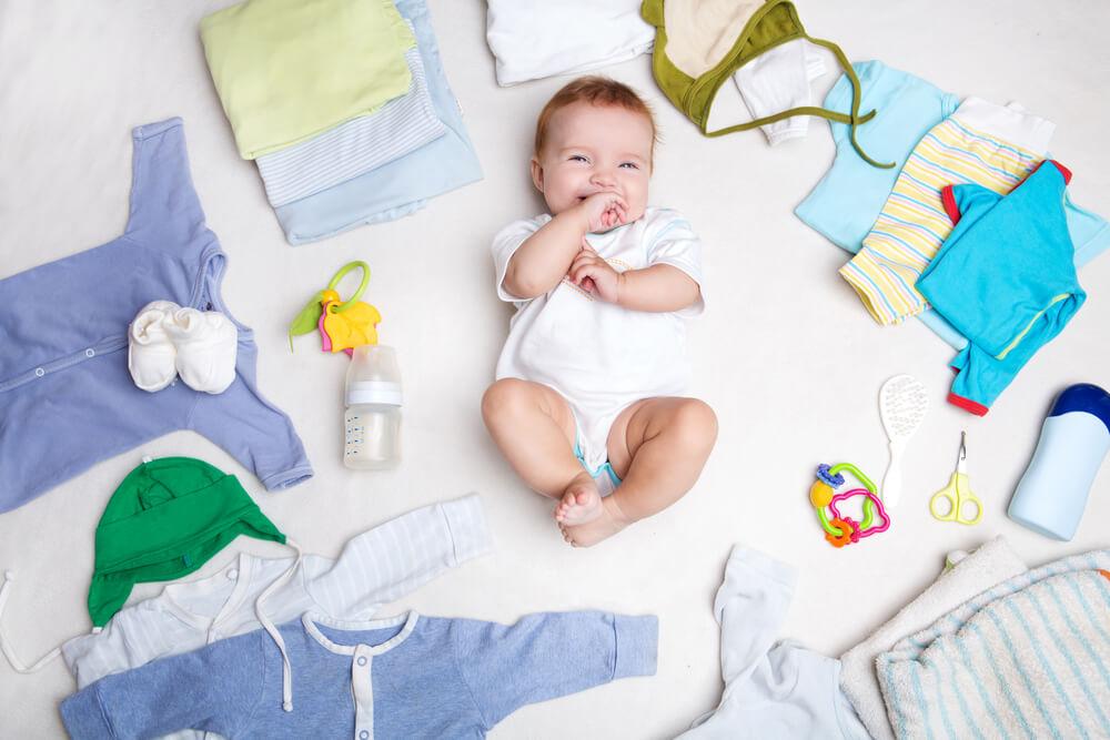 estilos de bebê