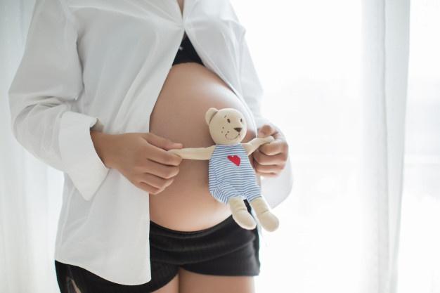 o que levar na mala de maternidade importancia